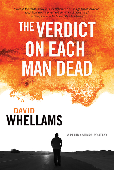 The Verdict on Each Man Dead - A Peter Cammon Mystery - cover