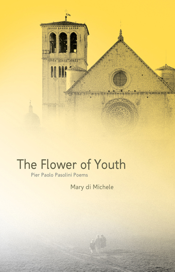 The Flower of Youth - Pier Paolo Pasolini Poems - cover