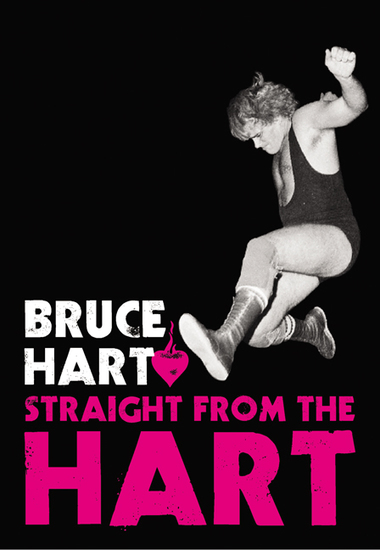 Straight from the Hart - cover