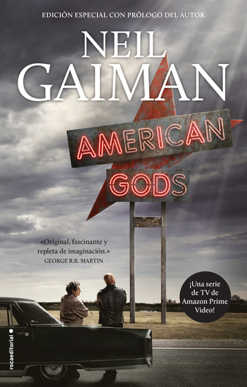 American Gods - cover