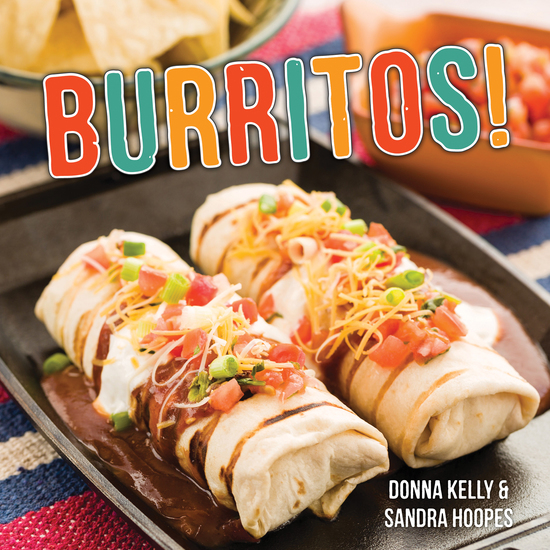 Burritos! - cover