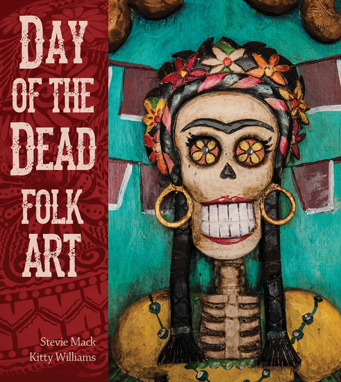 Day of the Dead Folk Art - cover