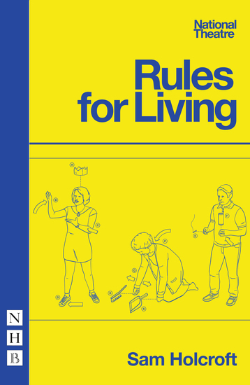 Rules for Living (NHB Modern Plays) - cover