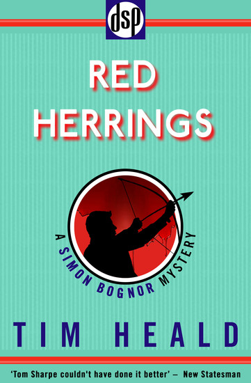 Red Herrings - A Simon Bognor Mystery - cover
