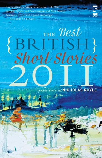 The Best British Short Stories 2011 - cover
