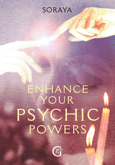 Soraya's Enhance Your Psychic Powers - cover