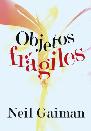 Objetos frágiles - cover