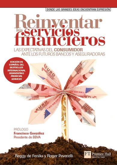 Reinventar los servicios financieros - cover