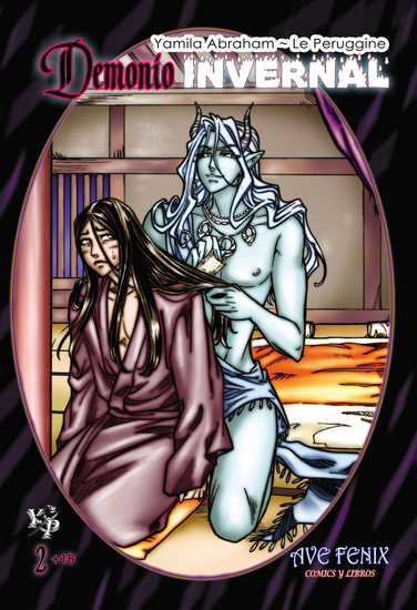 Demonio Invernal Nº2 - Manga Yaoi - cover