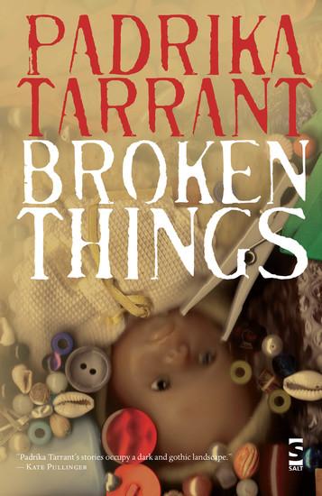 Broken Things - cover