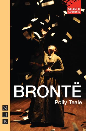 Brontë (NHB Modern Plays) - cover
