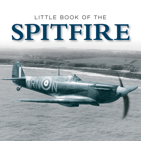 Little Book of Spitfire - cover