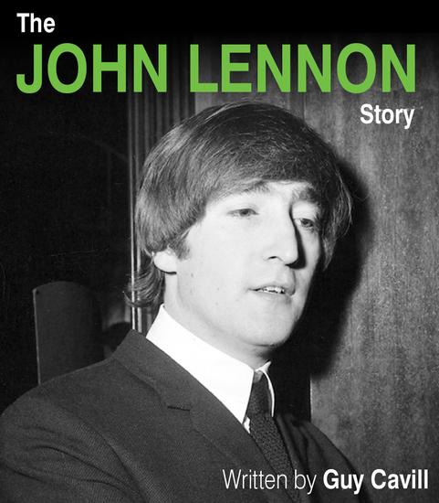 John Lennon Story - cover