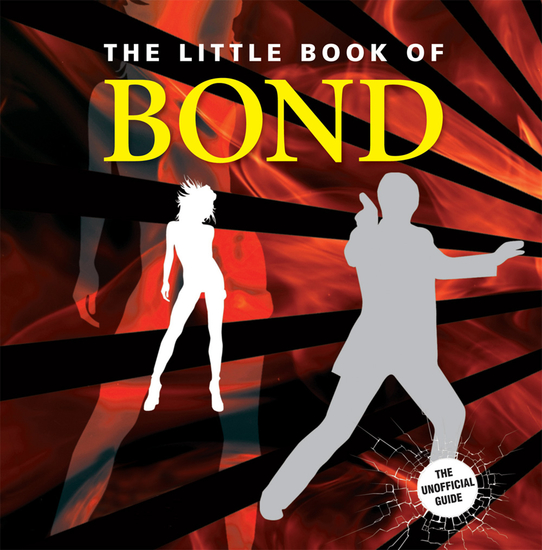 Little Book of Bond - cover