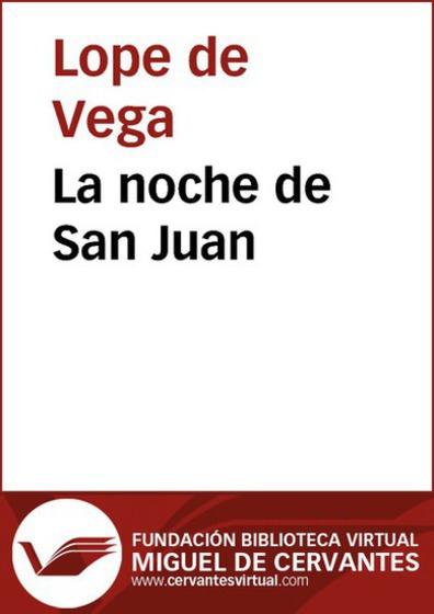 La noche de San Juan - cover