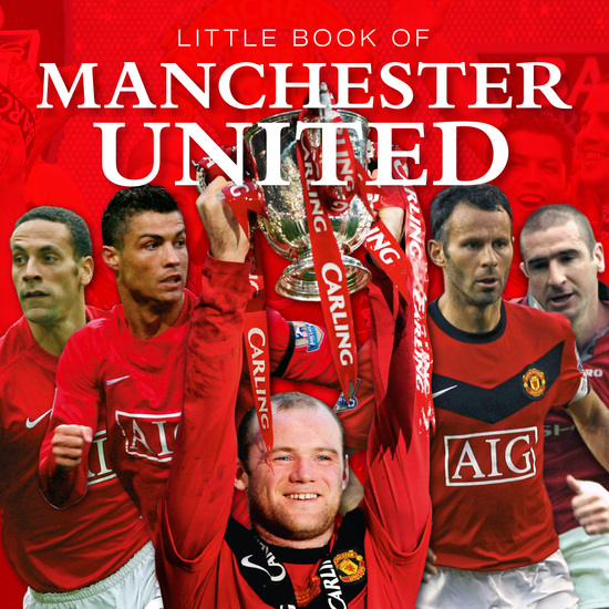 Little Book of Manchester United - cover
