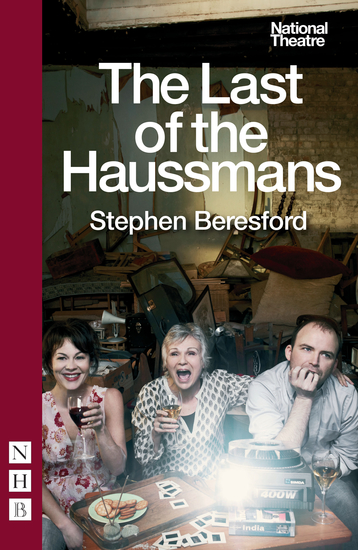 The Last of the Haussmans - cover