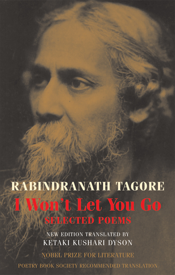 I Won't Let You Go - Selected Poems - cover