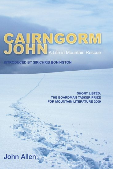 Cairngorm John - A Life in Mountain Rescue - cover