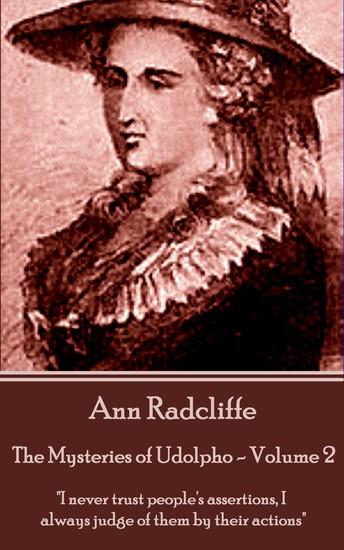 a sicilian romance by ann radcliffe essay
