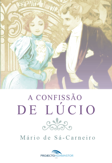 A Confissão de Lúcio - cover