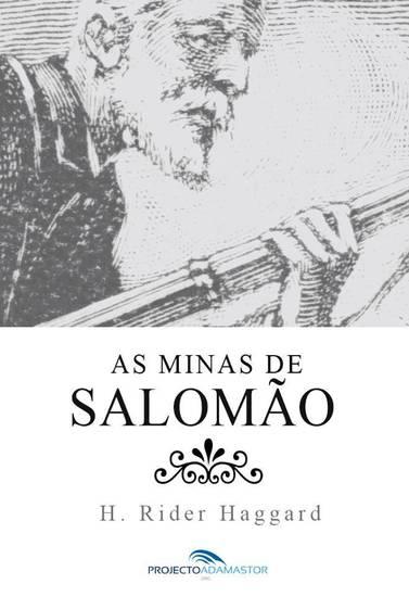 As Minas de Salomão - cover