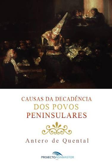 Causas da Decadência dos Povos Peninsulares - cover