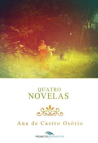 Quatro Novelas - cover