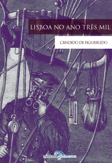 Lisboa no Ano Três Mil - cover