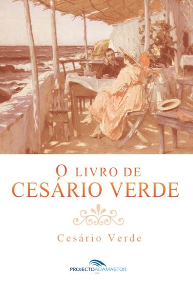 O Livro de Cesário Verde - cover