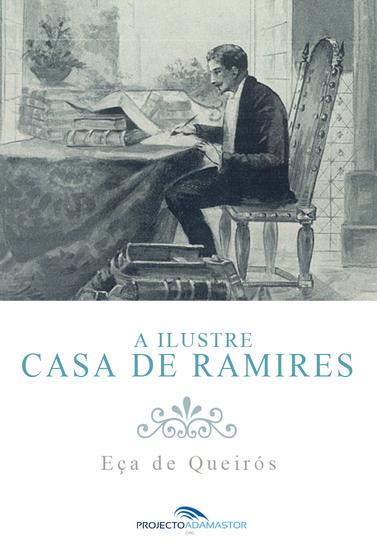 A Ilustre Casa de Ramires - cover