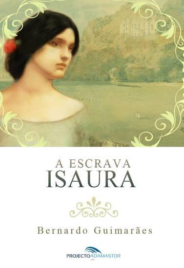 A Escrava Isaura - cover