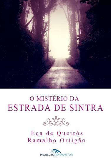 O Mistério da Estrada de Sintra - cover