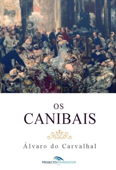 Os Canibais - cover