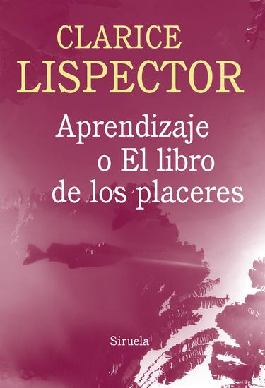 Aprendizaje o el libro de los placeres - cover