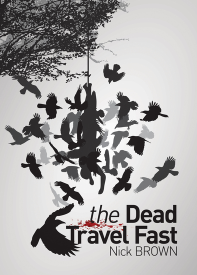The Dead Travel Fast - cover