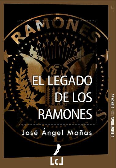 El legado de los Ramones - cover