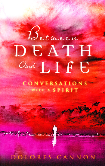 Between Death and Life – Conversations with a Spirit - An internationally acclaimed hypnotherapist's guide to past lives guardian angels and the death experience - cover
