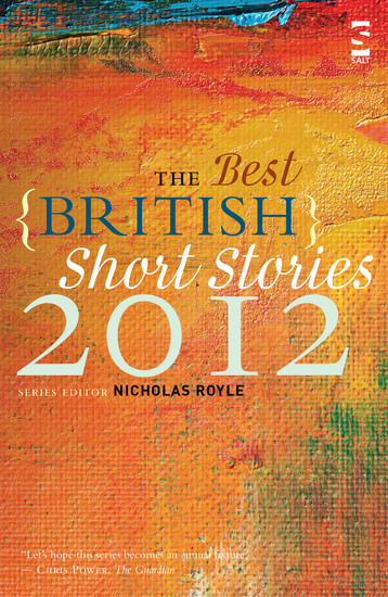 The Best British Short Stories 2012 - cover