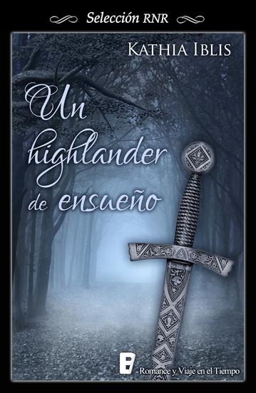 Un highlander de ensueño - cover