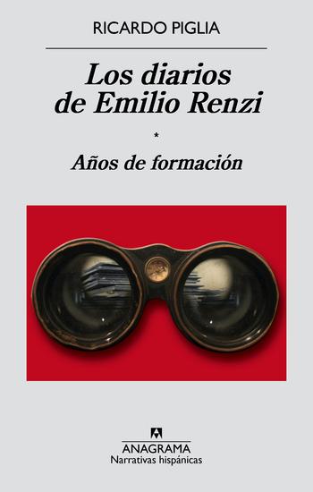 Los diarios de Emilio Renzi Años de formación - cover