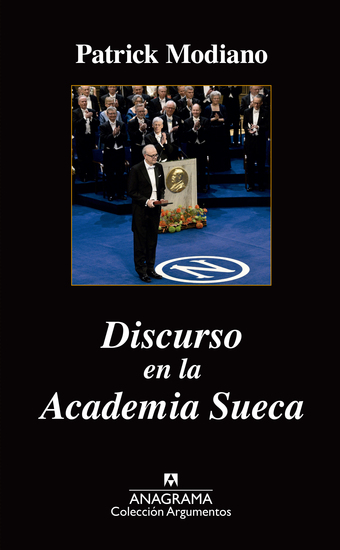 Discurso en la academia sueca - cover