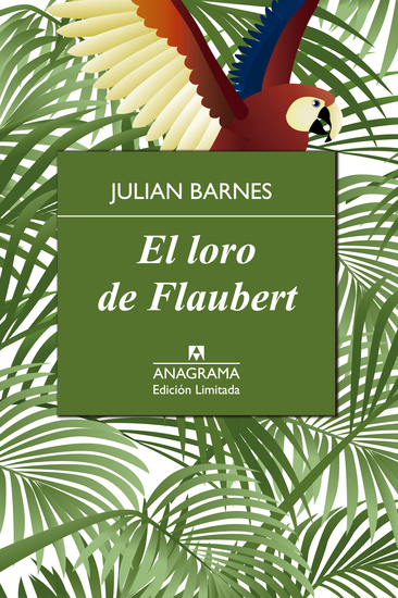 El loro de Flaubert - cover
