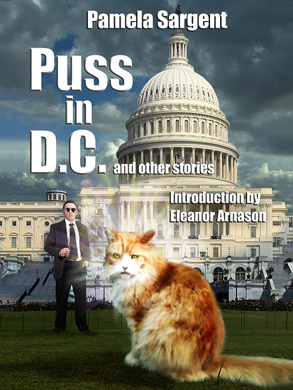 Puss in DC and Other Stories - cover