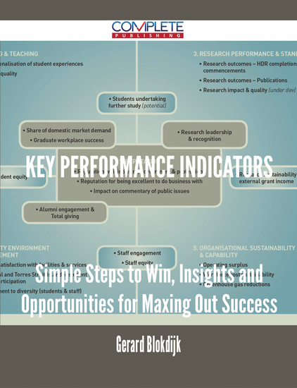 Key Performance Indicators - Simple Steps to Win Insights and Opportunities for Maxing Out Success - cover