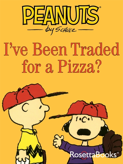 I've Been Traded for a Pizza? - cover