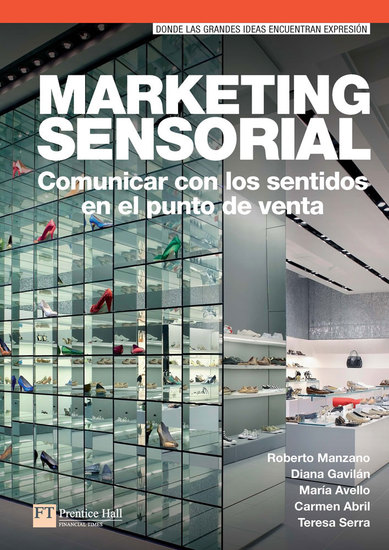 Marketing sensorial - Comunicar con los sentidos en el punto de venta - cover