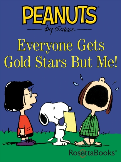 Everyone Gets Gold Stars But Me! - cover