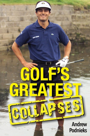 Golf's Greatest Collapses - cover