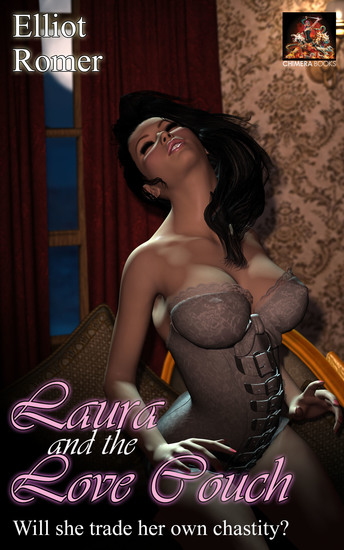 Laura and the Love Couch - Will she trade her own chastity? - cover